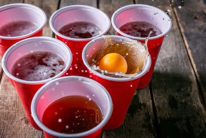 Alcohol harms the brain in teen years –– before and after that, too