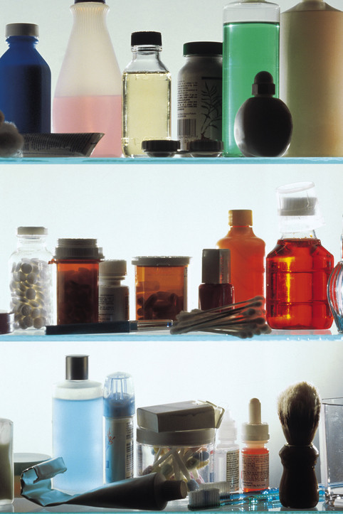 What's your approach to health? Check your medicine cabinet