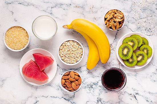 Could what we eat improve our sleep? featured image