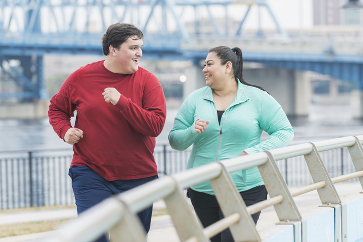 Can fitness counter fatness?