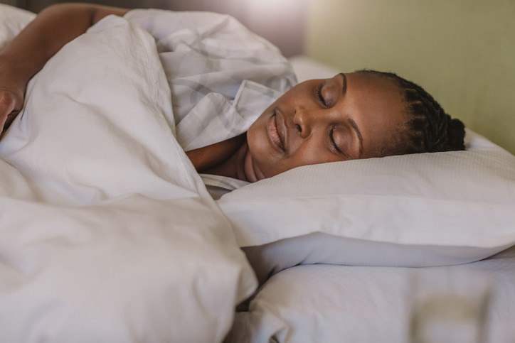 Want to improve your memory? Get a good night's sleep!
