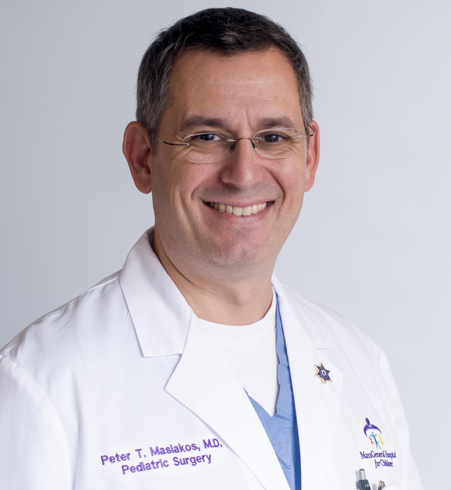 Peter T. Masiakos, MS, MD, FACS, FAAP's avatar