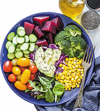 Plant-based diet quality linked to lower stroke risk featured image