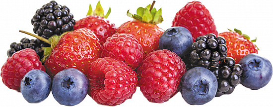 Fruit of the month: Berries featured image