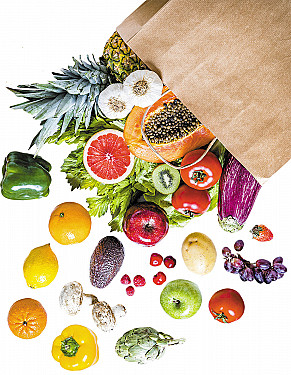 A longevity formula: Three vegetables plus two fruits a day featured image