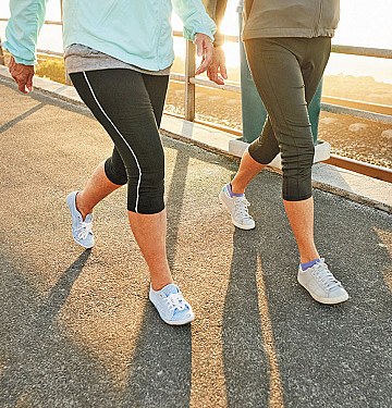 Pick up the pace for better walking with peripheral artery disease featured image