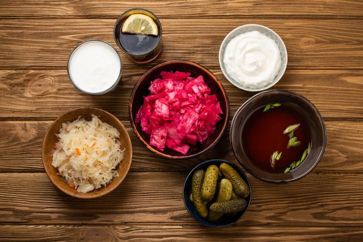 Want probiotics but dislike yogurt? Try these foods