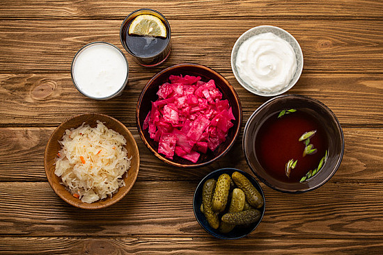 Want probiotics but dislike yogurt? Try these foods featured image