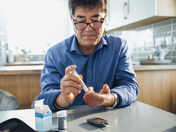 What's the relationship between diabetes and dementia?
