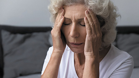 Migraines linked to high blood pressure after menopause featured image