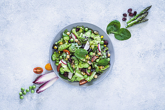 Keep heart disease at bay with a salad a day? featured image