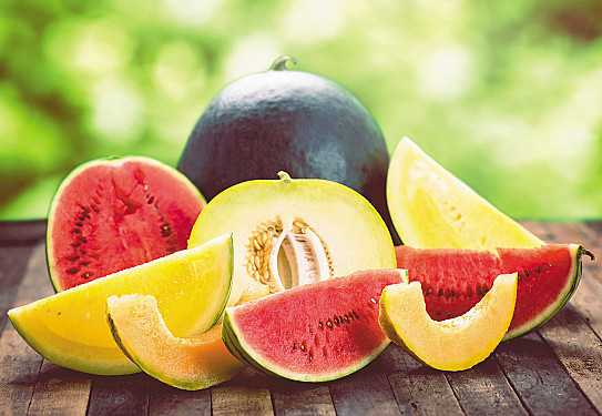 Fruit of the month: Melons featured image