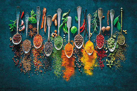 Spice up your cooking to cut down on salt featured image
