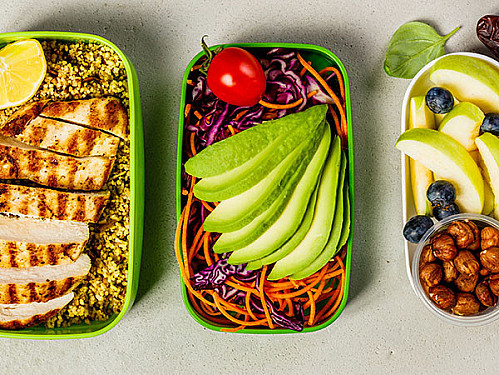 Healthy meals: 3 easy steps to success featured image