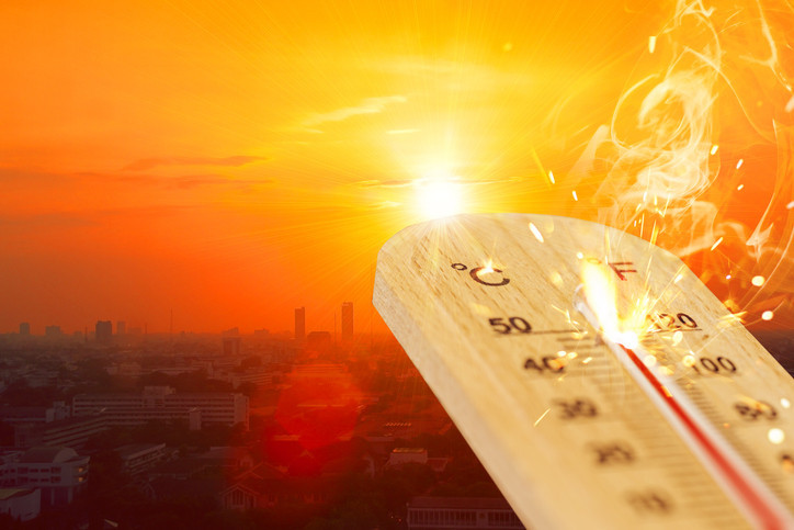 Extreme heat: Staying safe if you have health issues