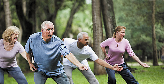 Tai chi offers similar benefits as conventional exercise featured image