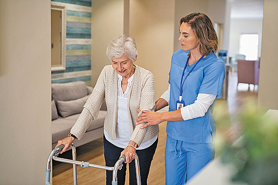 Gentle exercises for older, frail people featured image
