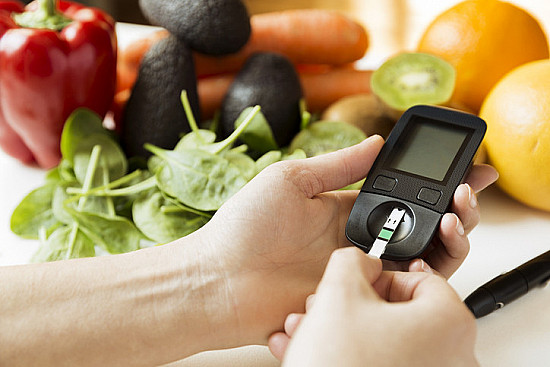 Guidelines for healthy eating with diabetes featured image