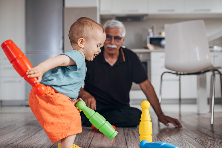 Grandparenting: Ready to move for family?