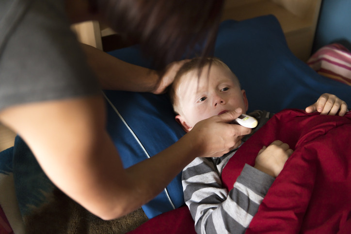 The sore throat checklist: What parents need to know