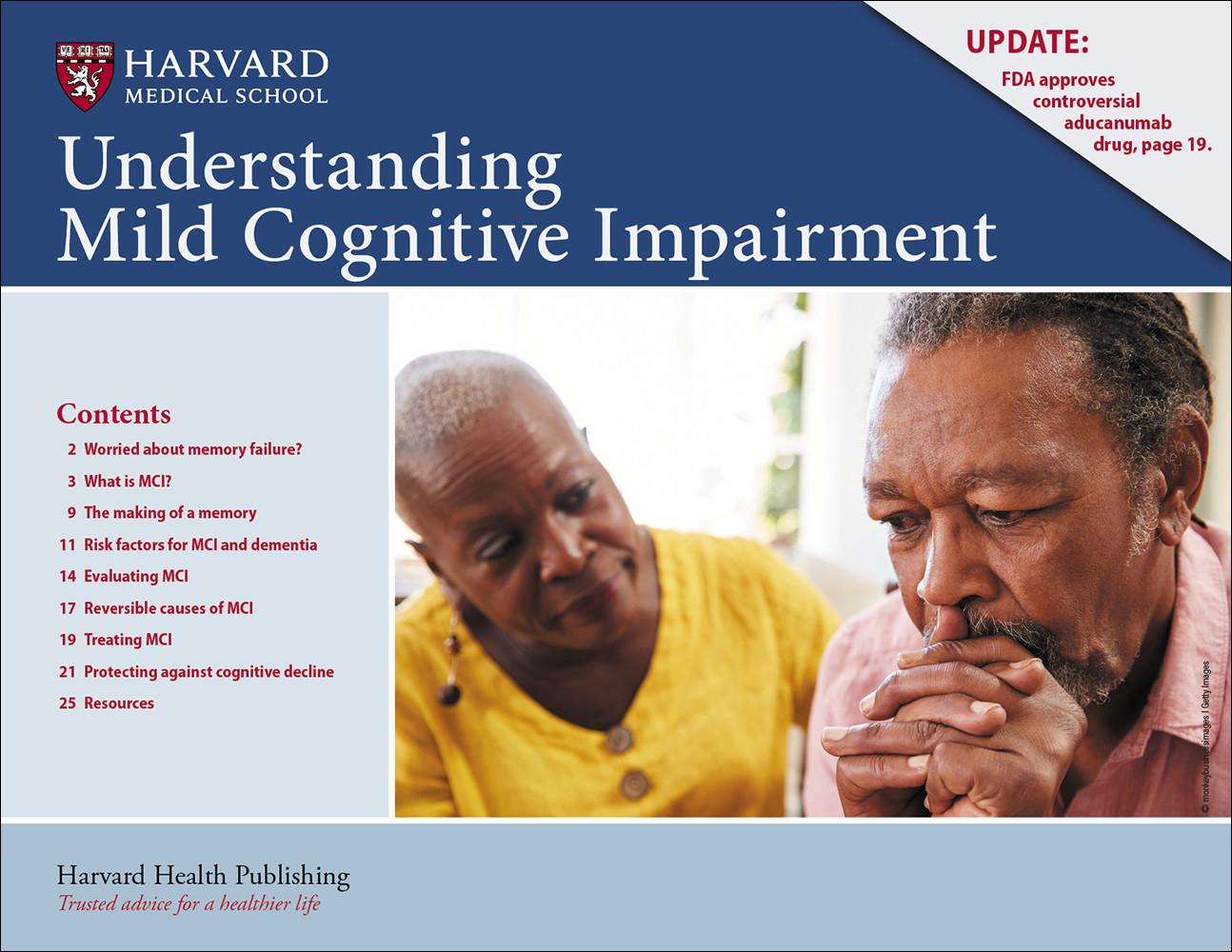 Understanding Mild Cognitive Impairment