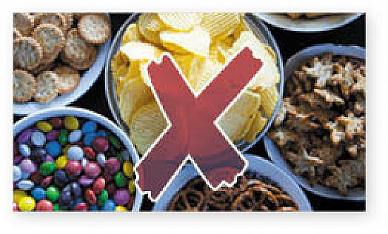 Keep ultra-processed foods off the menu featured image