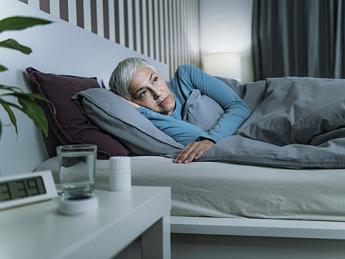 Cancer survivors' sleep is affected long after treatment featured image