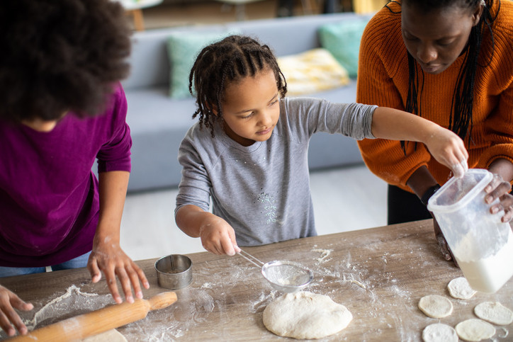 Skills children need to succeed in life — and getting youngsters started