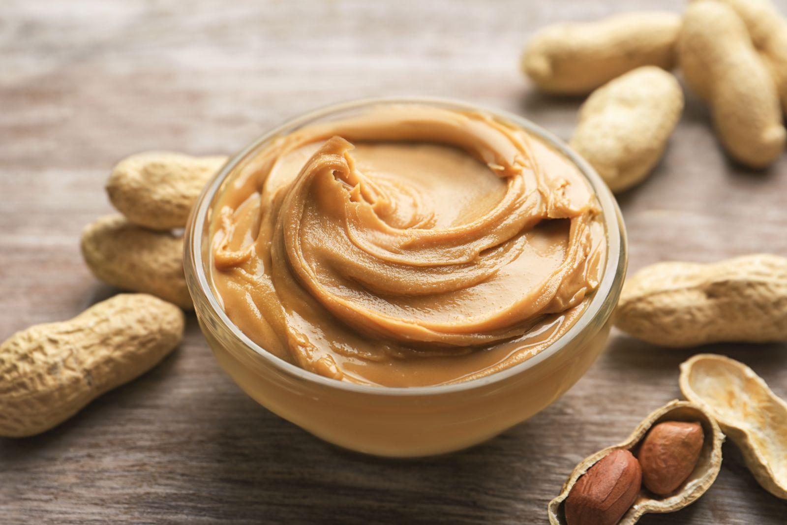 peanut butter healthy