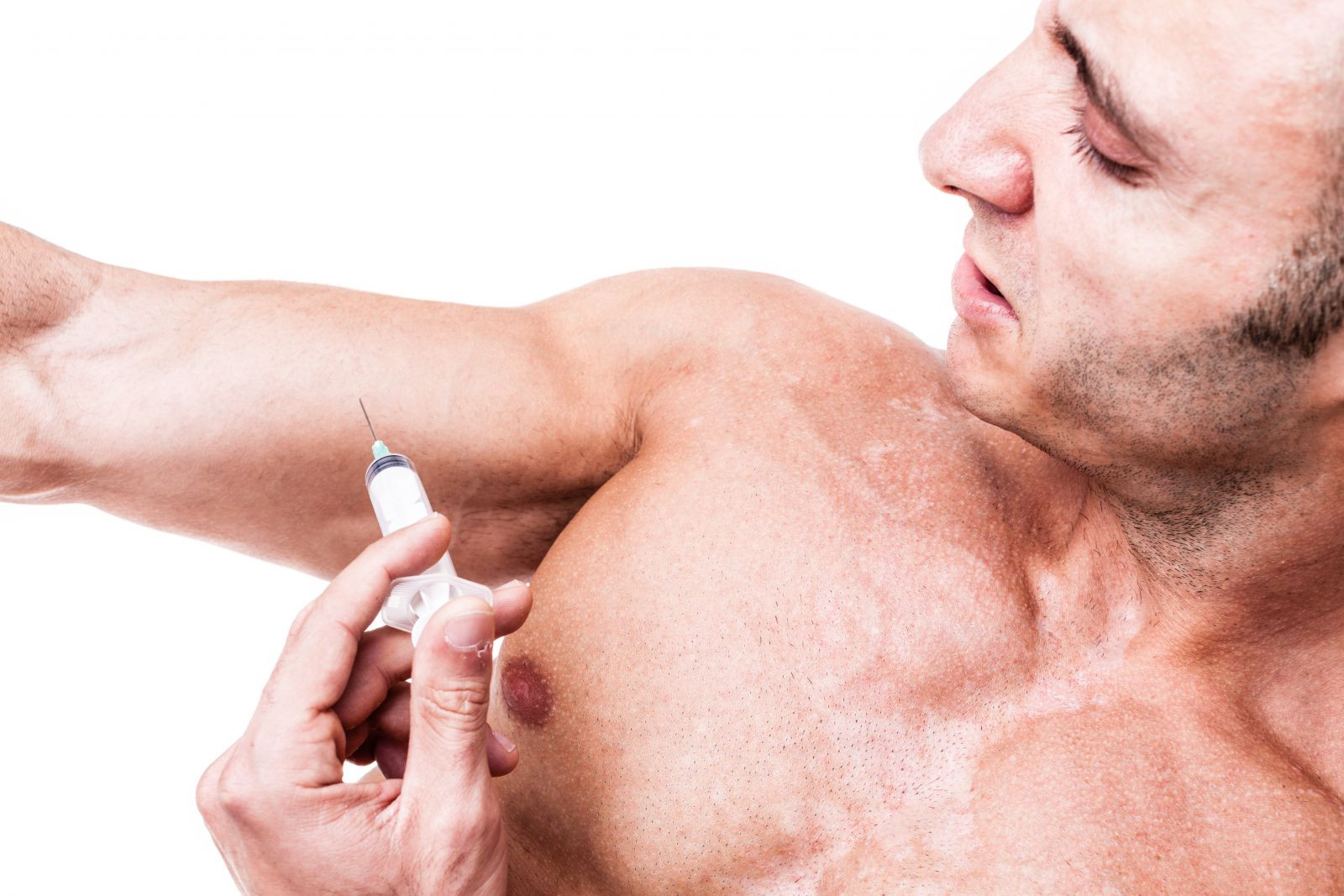 growth hormone, athletic performance, and aging