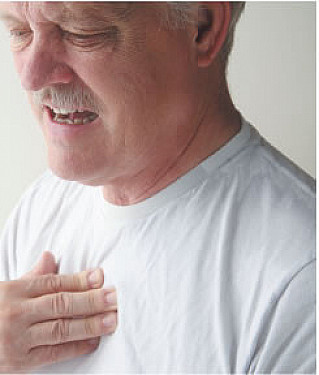 Chest pain: A heart attack or something else? featured image