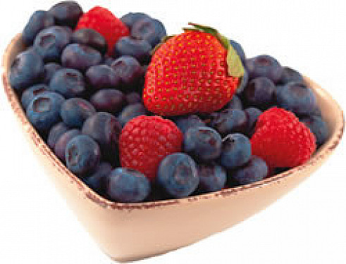Eat blueberries and strawberries three times per week featured image