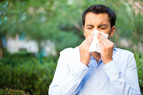 Ask the doctor: Can allergies cause high blood pressure? featured image