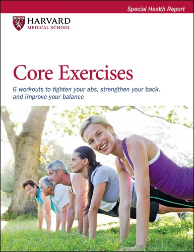 Core Exercises: 6 workouts to tighten your abs, strengthen your back, and improve balance