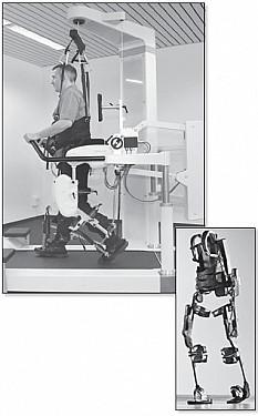 Robotics help stroke survivors walk again featured image