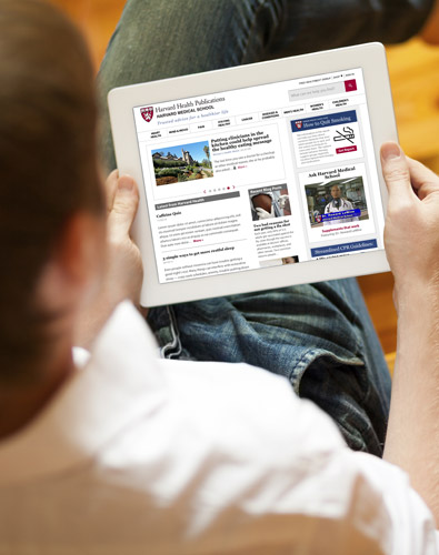 Harvard Health Online