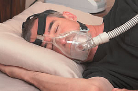 Treating sleep apnea may decrease blood pressure  featured image