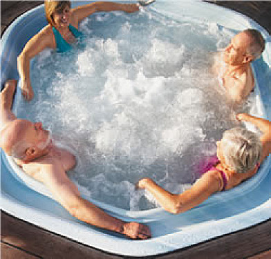 Ask the doctor: Hot tubs and heart health featured image
