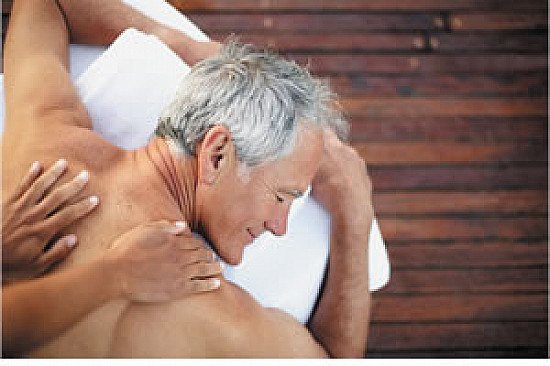 Sore back? Try a massage featured image