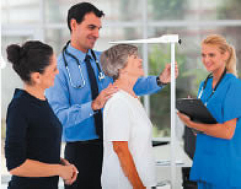 Ask the doctor: Why am I getting shorter? featured image