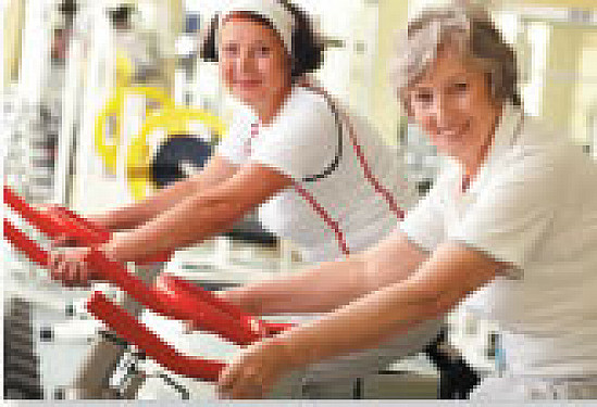 Healthy lifestyle protects women against heart disease featured image