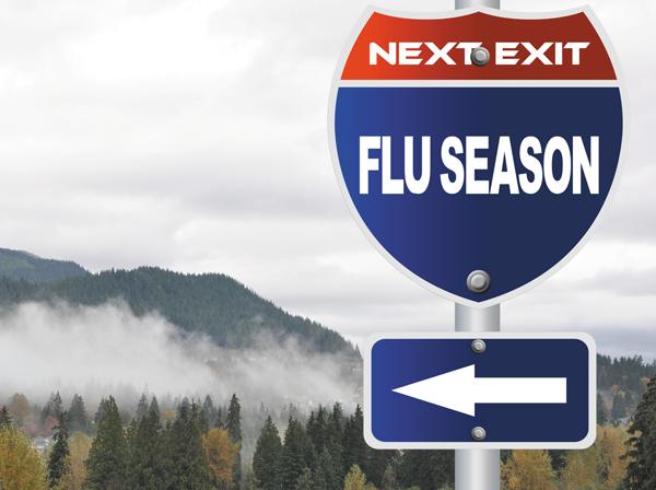 flu-sign, antiviral drugs, viruses, virus