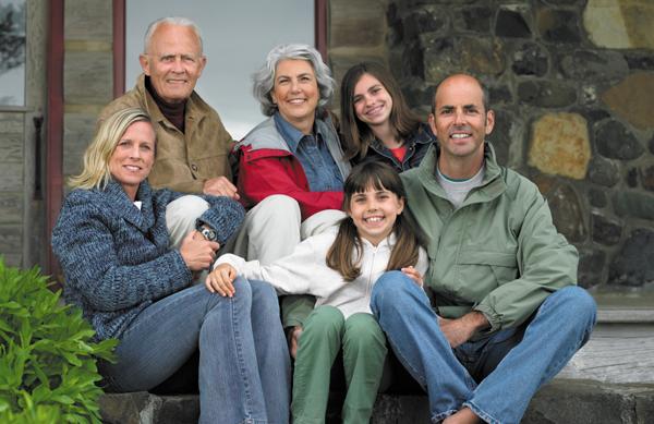 family history, alzheimer's, generations, genetics