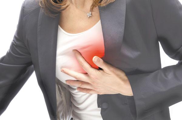 heart attack gender gap