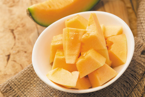 potassium melon