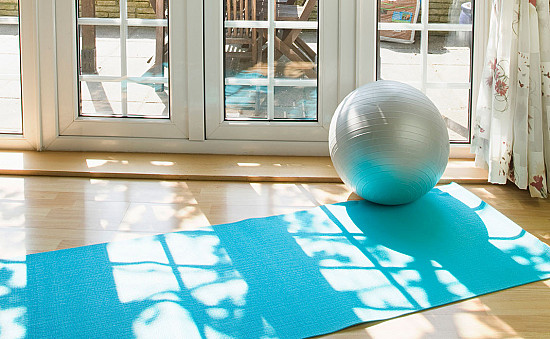 Make a home gym work for you featured image