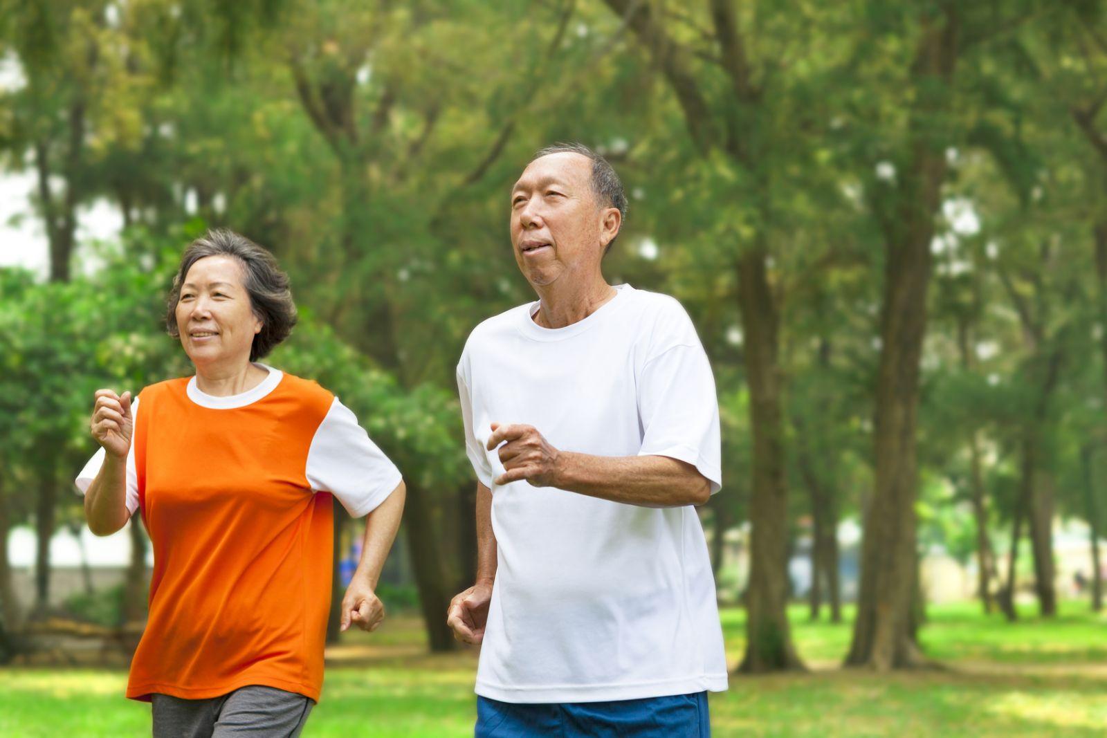 walking brain boost exercising run