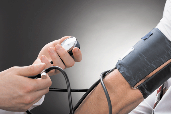 low diastolic readings for high blood pressure