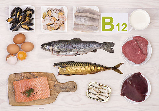 The A list of B12 foods featured image