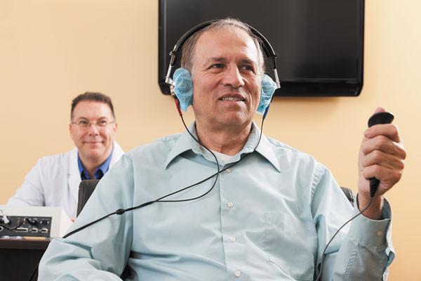 hearing test hearing aids